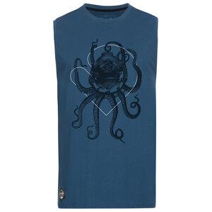 Nautical Octopus Tank Top Herren - Lexi&Bö