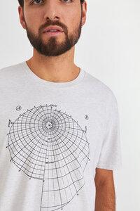 Biobaumwolle & Faire Herstellung - Shirt flauschig / Tag & Nacht - Kultgut