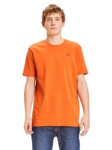 Herren - ALDER badge - Basic T-Shirt - reine Bio-Baumwolle - KnowledgeCotton Apparel