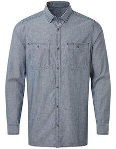 Herrenhemd Langarm - Premier Workwear