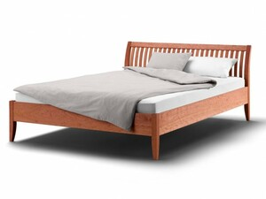 Massivholz Bett Bettgestell GADO - Holzmanufaktur