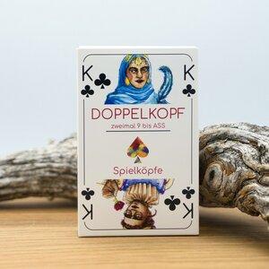 Spielkarten - Doppelkopf - Das gendergerechte Kartendeck - Spielköpfe