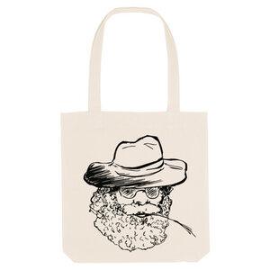 FARMER - Shopper und Umhängetasche aus recycelter Baumwolle - karlskopf