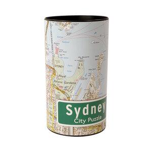 City Puzzle - Sydney - Extragoods