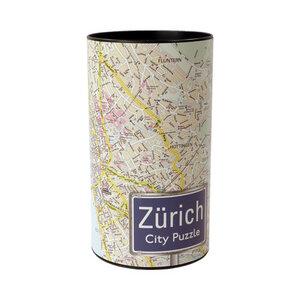 City Puzzle - Zürich - Extragoods