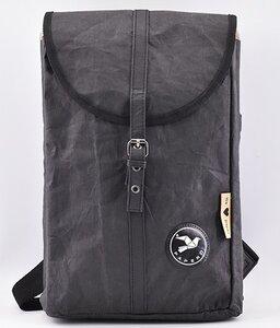 Rucksack aus Papier, robust, wasserfest Damen Herren vegan Daypacks - PAPERO