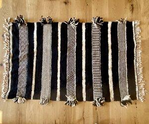Handgewebter Kelim Berber Teppich - LaMalve