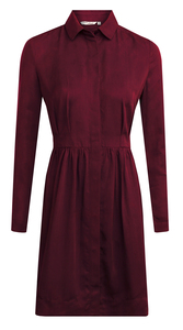 Galia Dress Wine - Komodo