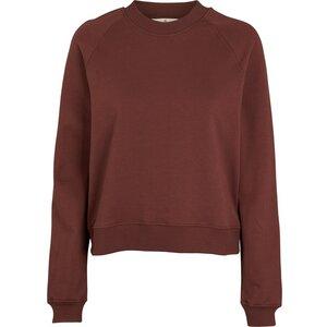 Sweat-Pullover MAJE aus Bio-Baumwolle - Basic Apparel