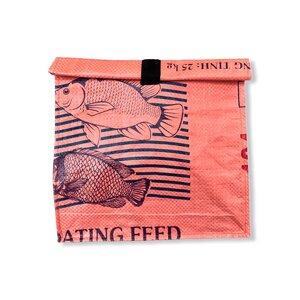 Lunchbag Ri73 recycelter Reissack - Beadbags