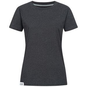 Basic Boyfriend T-Shirt Damen - Lexi&Bö