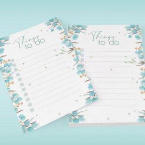 To Do Liste als Din A4 Notizblock - Fines Papeterie
