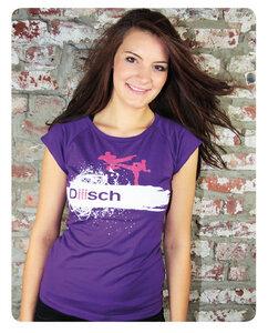 Diiisch T-Shirt Frauen - Trusted Fair Trade Clothing