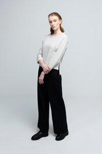 MILEVA - Damen Pullover aus Bio-Baumwolle - SHIPSHEIP