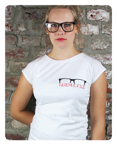 Nerdalicous T-Shirt Frauen - Trusted Fair Trade Clothing