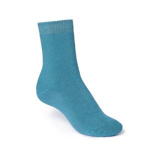 ThokkThokk Plain High-Top Plüsch Socken reef - THOKKTHOKK