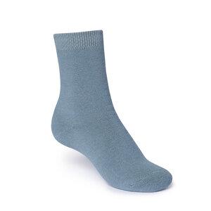 ThokkThokk Plain High-Top Plüsch Socken slate - THOKKTHOKK