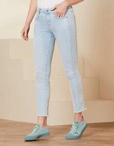 Slim-Fit-Jeans Vicki aus Bio-Baumwolle (GOTS) - Deerberg