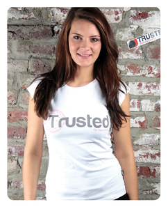Trusted Basic Frauen T-Shirt - Trusted Fair Trade Clothing
