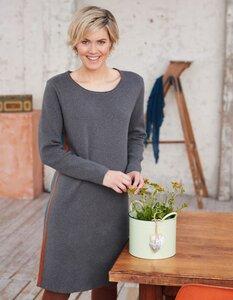 Strick-Kleid Aget - aus 100% Bio-Baumwolle (GOTS) - Deerberg