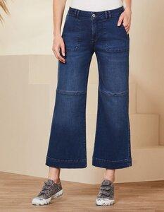 Jeans-Culotte Amala - aus Bio-Baumwolle - Deerberg