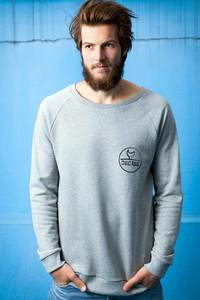 Sweater Beachmaster grau - Degree Clothing