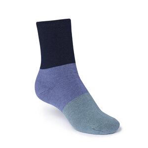 ThokkThokk Triple High-Top Plüsch Socken midnight/lavender/slate - THOKKTHOKK