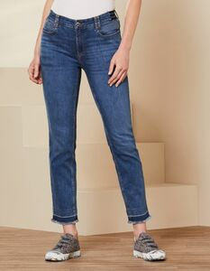 Slim-Fit-Jeans Melonie - aus Bio-Baumwolle (GOTS) - Deerberg