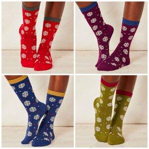 4er Pack Bambus Socken - Blair Socks - Braintree