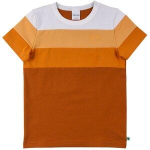 """Green Cotton"" Blockstreifen-T-Shirt - Fred's World by Green Cotton"