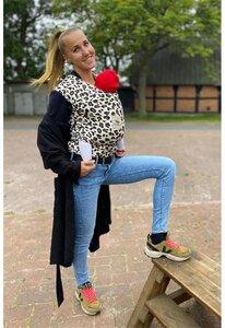 Babytragetuch manduca Sling LimitedEdition Leo oder Zebra - Manduca
