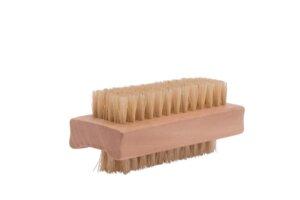 PARSA Beauty 8er Pack doppelseitige Holz-Bürste Nagelbürste Handwaschbürste - PARSA Beauty