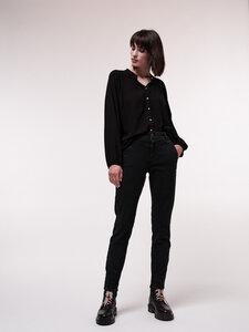 High Waist Jeans aus Bio-Baumwolle  - LANIUS