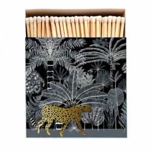 Cheetah Matchbox Streichhölzer - Just Be