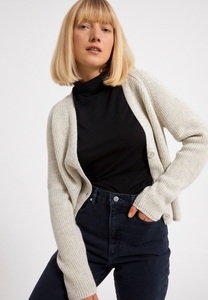 ADRIAANE - Damen Cardigan aus Bio-Baumwoll Mix - ARMEDANGELS
