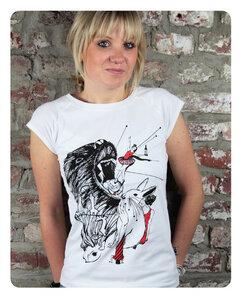 Circus Frauen T-Shirt - Trusted Fair Trade Clothing