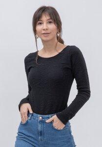 LOVJOI Damen Longsleeve OPPLIA Bio Fair - Lovjoi