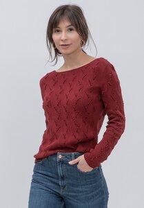 LOVJOI Damen Pullover IDENOR Bio Fair - Lovjoi
