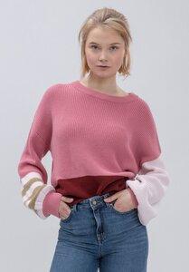 LOVJOI Damen Pullover NIANA Bio Fair - Lovjoi