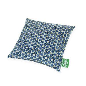 Lavendel Zirben Kissen blau - Aroma Kissen - Himmelgrün