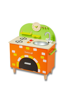 Küchenofen - EverEarth