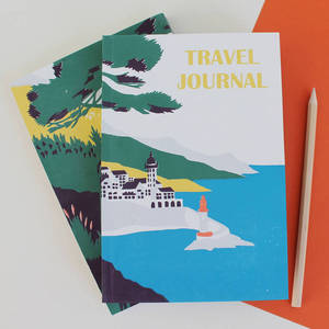 Reise-Tagebuch 'Leuchtturm' - Sukie