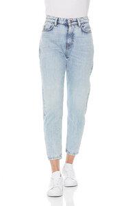 "Damen Jeans ""Collien carrot cropped eco bleached"" - Wunderwerk"