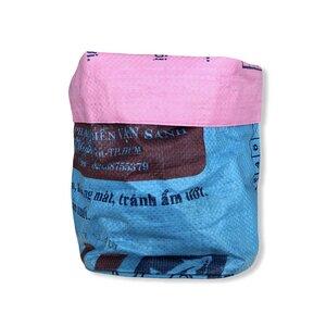 Multifunktionsbehälter groß Ri31 recycelter Reissack - Beadbags