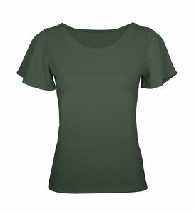 Bio T-Shirt Vinge uni - Frija Omina