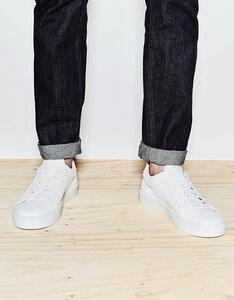 #boi - Herren Laced Sneaker, lässig und recycelt aus Naturlatex und Kork - NINE TO FIVE