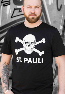 """T-Shirt """"St. Pauli Totenkopf I"""" - St. Pauli"""