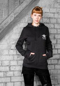 """Sweatshirt """"St. Pauli Hoodie Totenkopf II"""" - St. Pauli"""
