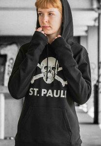 """Sweatshirt """"St. Pauli Hoodie Totenkopf I"""" - St. Pauli"""