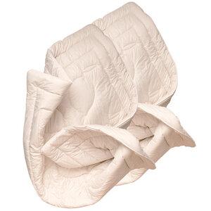 4-Jahreszeiten Bio -Bettdecke Kamelflaumhaar  - purnatour